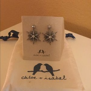 Starburst Convertible Jacket Earrings